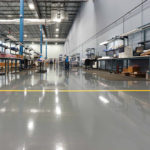 Manufacturing Warehouse Floor Coating