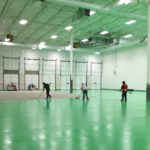 Green Concrete Floor Coating